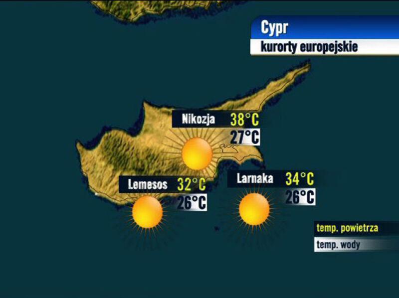 Kurorty cypryjskie 12.07