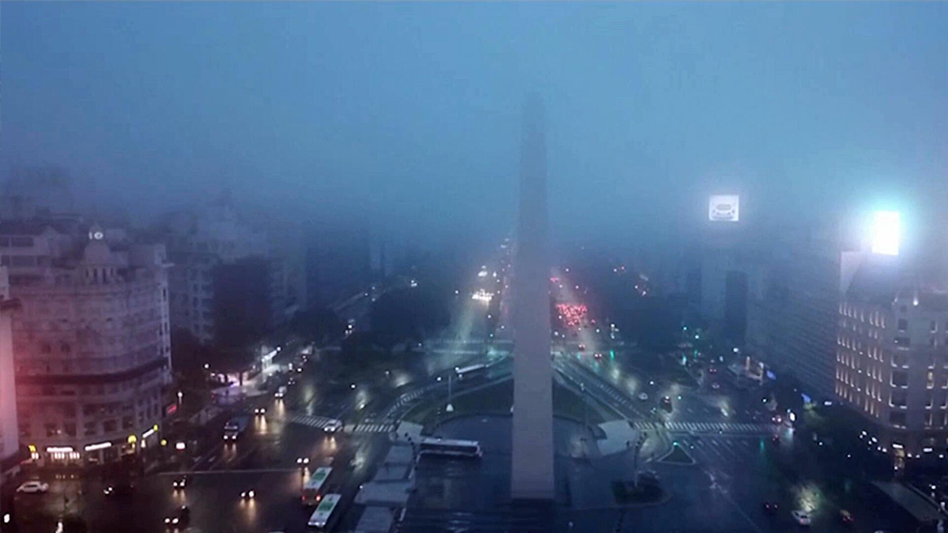 c21bfad3 Potężna awaria pozbawiła prądu Urugwaj i dużą część Argentyny