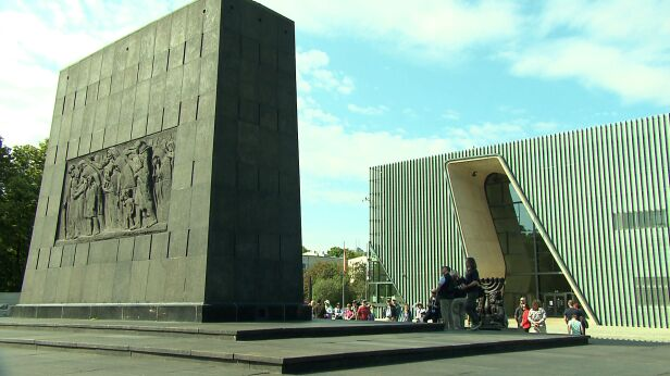 "Muzeum POLIN ""Fakty"" TVN"