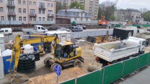 Nadzór budowlany uchylił zgodę na budowę stacji metra