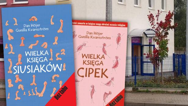 Księgozbiór biblioteki został uszczuplony Wydawnictwo Czarna Owca / portal.bpursus.waw.pl