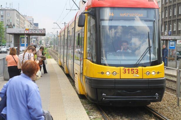 Nowe tramwaje za 470 mln Maciej Wężyk/tvnwarszawa.pl
