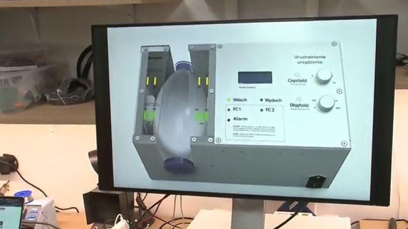 Prototyp urządzenia zaprojektowanego przez firmę Mudita