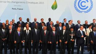 Porozumienie klimatyczne za miesiąc wejdzie w życie